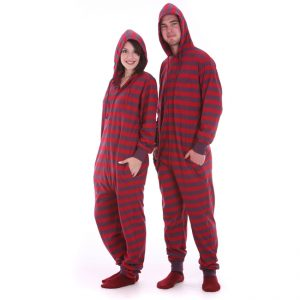 Retro Funzee - Hooded Adult Onesie